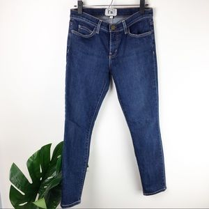 Current Elliot   The stiletto skinny jeans size 27